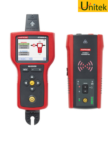 Amprobe AT-8000 Advanced Industrial Wire Tracer